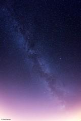 Drowned Out By the Light - Milky Way (David Hannah) Tags: milky way light pollution scotland glasgow edinburgh falkirk stars night