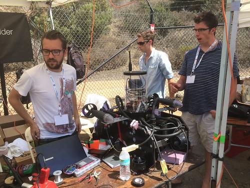 AUVSI RoboSub 2016