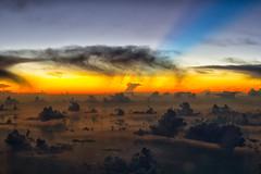 Sunrise over the East China Sea (Stiggy84) Tags: taiwan sunrise 60d canon 24105l eastchinasea asia