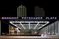 20160909 - Flickr-ThoBra69 - 008 (ThoBra69) Tags: potsdamerplatz bahnhof berlin nacht