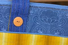 A Denim/Linen Super Tote (Huntspatch Quilts) Tags: n1608087381 supertote bag noodlehead agfdenim artgalleryfabrics laundrybasketquilts