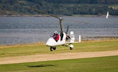 G-CIFT MTO, Glenforsa (wwshack) Tags: argyll glenforsa gyro gyrocopter mto mull rotorsport scotland autogyro gcift