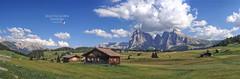 Sassolungo (Pavel Emi) Tags: panorama italy sassolungo dolomites tirol landscape