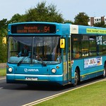 Arriva North East: 4520 / W296PPT
