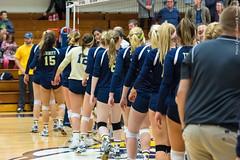 2016-10-14 Trinity VB vs Conn College - 0188 (BantamSports) Tags: 2016 bantams college conncollege connecticut d3 fall hartford nescac trinity women ncaa volleyball camels
