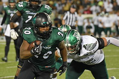 Football-vs-Eastern Michigan, 9/17, Chris Crews, DSC_8194 (Niner Times) Tags: 49ers cusa charlotte d1 emu eagles eastern fbs football michigan ncaa unc uncc ninermedia
