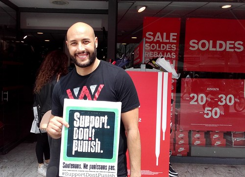 support don't punish  Pau 20165