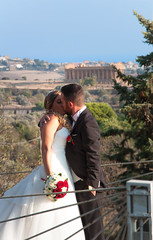 wedding (kalosburcani) Tags: wedding valle templi agrigento sicilia sicily