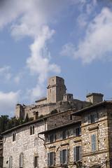 Rocca Maggiore (CristinaAngeloroPhotography) Tags: assisi italy italia umbria roccamaggiore landscape city beautiful