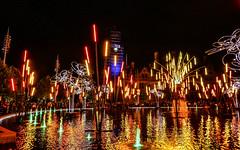 P1010546.jpg (Theo K) Tags: bradford forestoflight light illumination colour night festival scultpure paintingwithlight