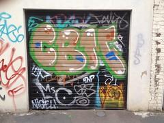CBM (Brighton Rocks) Tags: brighton graffiti cbm crept