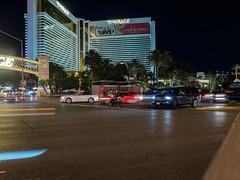 Las Vegas Strip (Anthony's Olympus Adventures) Tags: mirage casino hotelcasino hotel building lasvegas lasvegassightseeing lasvegaslandmarks lasvegasboulevard lasvegasstrip nevada nv usa america strip night nightime nightscene afterdark dark lights