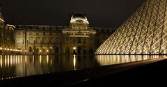 Muse du Louvre (Martina Baldini MAPI) Tags: voyage paris france louvre muse museo francia viaggio architettura luce vetro parigi piramide