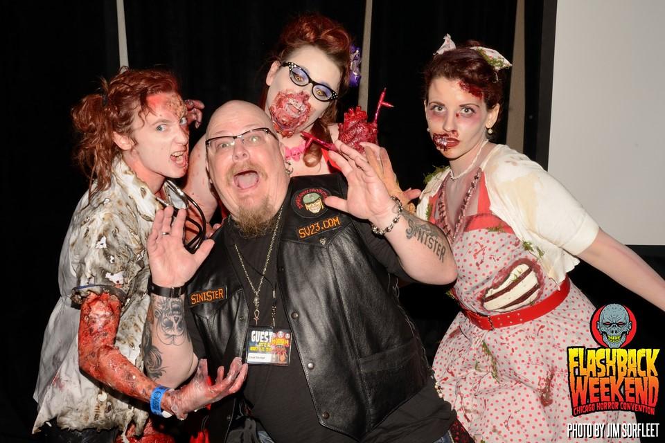 Zombie Pinups 2014