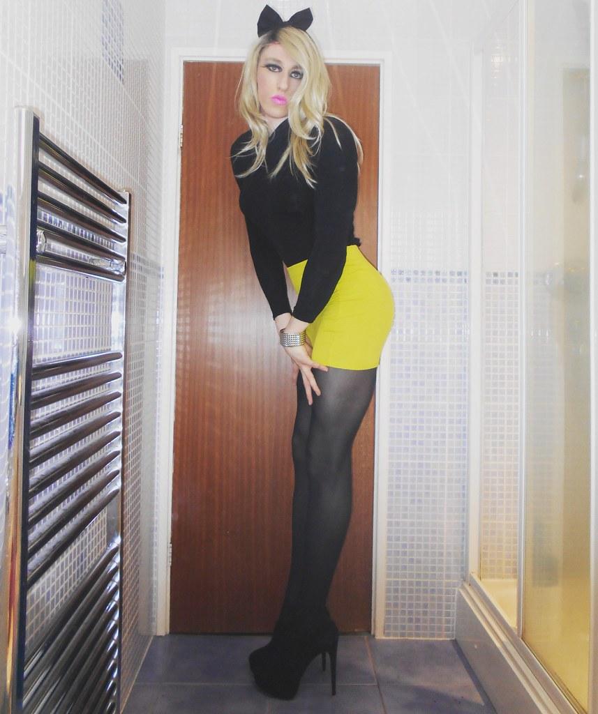 The World's Best Photos of crossdressing and skirt