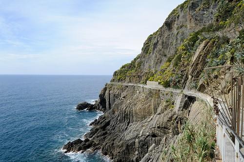 Via dell'Amore, Riomaggiore, Cinque Terre, Liguria, Italy