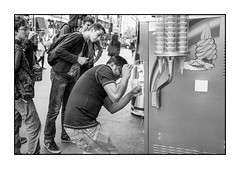 Seconds out... (rc-soar) Tags: humour boxing streetfood ricohgr