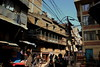 KATMANDU NEPAL DURING HAPPIER TIMES FEB 2013