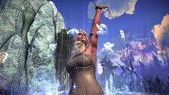 Tera 4k (deejaetaylor) Tags: world xbox360 pc magic alien xbox multiplayer sorceress tera mmo 4k ps3 ps4 xboxone