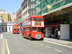 RM 2217 Holles Street 2-8-03 (dsj672) Tags: routemaster rm aec
