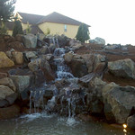 """Waterfall by Greenhaven Landscapes <a style=""""margin-left:10px; font-size:0.8em;"""" href=""""http://www.flickr.com/photos/117326093@N05/18169619150/"""" target=""""_blank"""">@flickr</a>"""