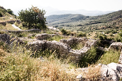 Mycenae Ruins (Bart Schuijt) Tags: greece griekenland греция يونان