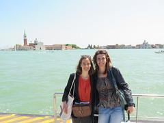 With a friend (Myriam Bardino) Tags: venice italia myriam veneto bardino