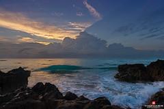Florida Life: Dawn Patrol (Thncher Photography) Tags: ocean sky beach nature clouds sunrise landscape outdoors surf waves florida sony scenic stuart fullframe fx atlanticocean waterscape oceanscape hutchinsonisland palmcity southeastflorida zeissfe1635mmf4zaoss a7r2 ilce7rm2 sonya7r2
