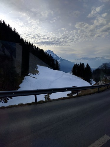 Hasliberg alps