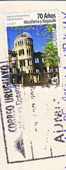 Uruguay - May (postcardlady1) Tags: stamp briefmarke