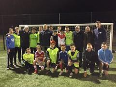 Midnight League Football at Dunbar