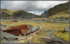 Rhosydd Quarry (stephen dutch BDPS) Tags: slate quarrying welshslate rhosyddquarry slatemining