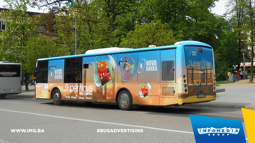 Info Media Group - Nova Banka, BUS Outdoor Advertising, 04-2016 (1)