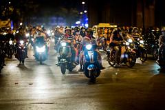 Ho Chi Minh City, evening traffic (ffagency.com) Tags: asia viet motorbikes hochiminhcity