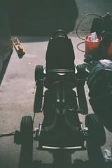 Parked up (bigalid) Tags: film 35mm superia plastic 400 april fujifilm gokart xtra 2016 c41 vuws superheadzwideandslim