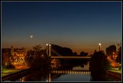 Bamberg (rapp_henry) Tags: river lights nikon nightshot bridges bamberg bluehour franken brcke fluss lichter nachtaufnahme d800 blauestunde 2470mm28 nightphotograhy biloraboy henryrapp jrgenschick