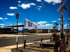 IMG_2532 (johnselfridge2140) Tags: railroad arizona route66 wildwest seligman