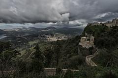 Erice, Sicily (snowp25) Tags: europe italie erice sicile
