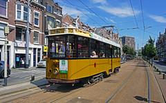 RET 565 lijn 10 Schiedamseweg Rotterdam Delfshaven (peter.velthoen) Tags: allanrotterdam ret lijn10 delfshaven schiedamseweg rotterdam schiemond tram romeo