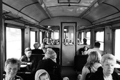 Resenrer p rlsbuss (Michael Erhardsson) Tags: yp interir 2016 tg svartvitt lennakatten ulj ombord rlsbuss resenrer