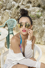 _DSC6387 (kiwi0320) Tags: bikini okinawa youna nikon2470mmf28 nikondf photobykiwilee