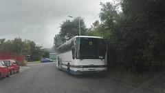 Jervis Coaches,Cwmafon (Woolfie Hills) Tags: jervis coaches t999 ash dennis javelin plaxton