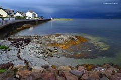 (Zak355) Tags: houses sea scotland scottish ardbeg clearwater bute rothesay rothsay isleofbute ardbegpoint