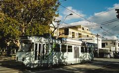 Malvern - High Street (andrewsurgenor) Tags: transit transport publictransport electric streetscenes citytransport city urban trams streetcars trolleys melbourne victoria australia