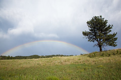 After the Storm (BenKrzanowski) Tags: rainbow landscape light colorful color nature clouds focus flickr green blue outdoor exposure explore natur vacation outside