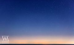 Starry Sky and the Sicily Coastline (McCarthy's PhotoWorks) Tags: malta sicily astronomy backdrop background dusk horizon nature night nightsky outdoor seascape sky star stargazing starry starscape twilight wallpaper