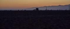 CSD_6423 (colbertdavis) Tags: afsnikkor85mm114g venicebeach lifeguardtower sunset
