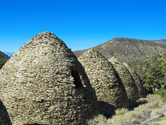 Wildrose Canyon charcoal kilns #4 (jimsawthat) Tags: stone historic charcoalkilns desert mojavedesert rural california panamintmountains deathvalleynationalpark