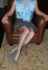 Cleancut3 (sensuousPH) Tags: pantyhose tights platino cleancut sheer pumps crossdress heels millenium