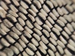 Weave of a sweater (nikitalesnik) Tags: fiber closeup macrolens macro design phone iphone6plus iphone6 iphone sweater pattern weave